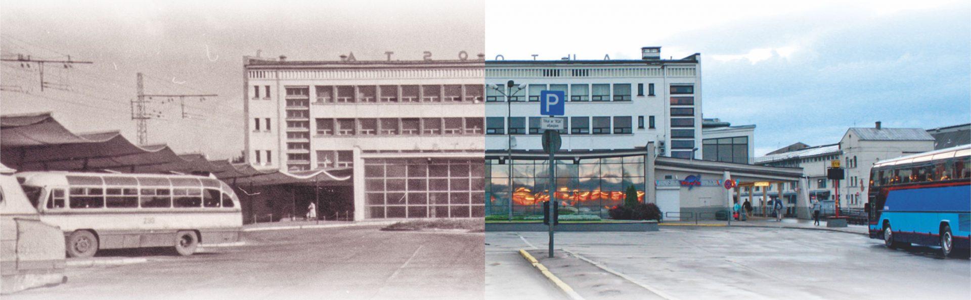 Autoostas vēstures bilde
